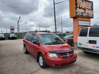 Used 2006 Dodge Grand Caravan SXT**LEATHER**RUNS GREAT**STOWNGO**AS IS for sale in London, ON