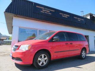 Used 2012 Dodge Grand Caravan CARGO, WITH 4 PASSENGERS,DIVIDER for sale in Mississauga, ON