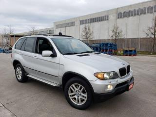 Used 2006 BMW X5 3.0i for sale in Toronto, ON