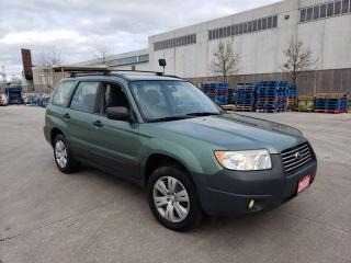 Used 2008 Subaru Forester X for sale in Toronto, ON