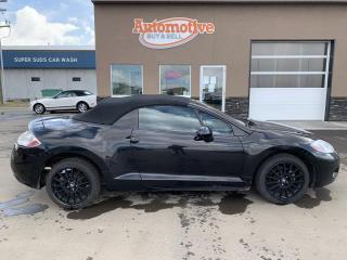 Used 2007 Mitsubishi Eclipse GS Spyder for sale in Stettler, AB