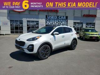 New 2020 Kia Sportage EX Premium S AWD - Power Liftgate, LED Headlights for sale in Niagara Falls, ON