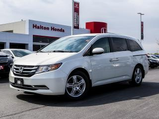 Used 2016 Honda Odyssey EX|SERVICE HISTORY ON FILE|ACCIDENT FREE for sale in Burlington, ON