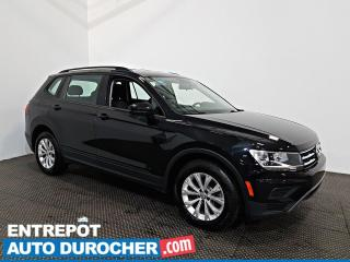 Used 2019 Volkswagen Tiguan Trendline AWD AIR CLIMATISÉ - Caméra de Recul for sale in Laval, QC