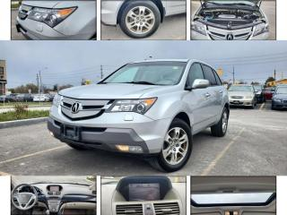 Used 2009 Acura MDX AWD 4dr Tech Pkg for sale in Scarborough, ON