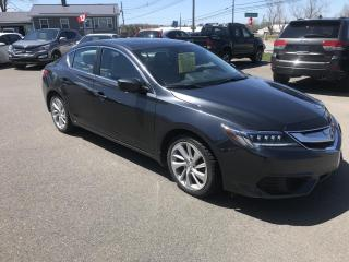 Used 2016 Acura ILX 8-Spd AT w/ Premium Package for sale in Truro, NS
