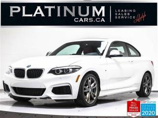 Used 2018 BMW 2-Series M240i xDrive,335HP,NAV,CAM,SUNROOF,HEATED SEATS for sale in Toronto, ON