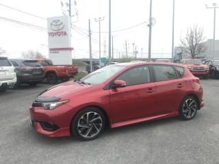 Used 2016 Scion iM HB CVT for sale in St-Hubert, QC