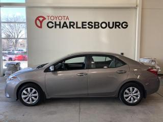 Used 2016 Toyota Corolla LE Automatique for sale in Québec, QC