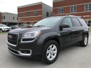 Used 2015 GMC Acadia SLE for sale in Laval, QC