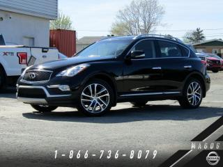 Used 2016 Infiniti QX50 AWD + PREMIUM + NAVI + MAGS 19! for sale in Magog, QC