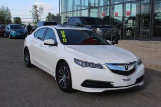 Used 2015 Acura TLX Tech TA GPS*TOIT*CAMÉRA for sale in Lévis, QC