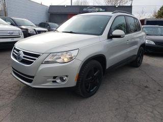 Used 2009 Volkswagen Tiguan 4DR 4MOTION for sale in Lemoyne, QC