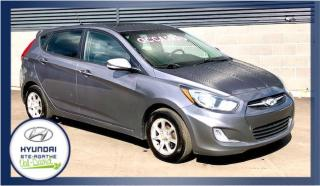 Used 2014 Hyundai Accent 5 portes à boite manuelle for sale in Val-David, QC