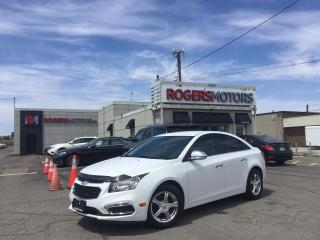 Used 2015 Chevrolet Cruze 1LT - BLUETOOTH - REVERSE CAM for sale in Oakville, ON