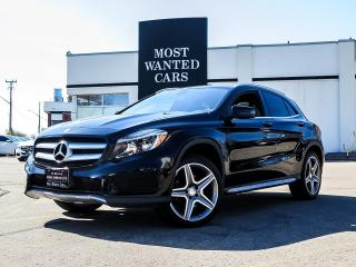 Used 2016 Mercedes-Benz GLA 250 4MATIC|BLIND|NAVIGATION|DUAL ROOF|AMG RIMS for sale in Kitchener, ON