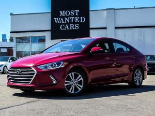Used 2018 Hyundai Elantra GLS|SUNROOF|CAMERA|BLIND|HEATED STEERING for sale in Kitchener, ON
