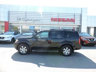 Used 2009 Nissan Pathfinder 4 portes SE, Traction intégrale for sale in St-Georges, QC