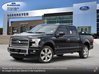 Used 2017 Ford F-150 Limited  for sale in Ottawa, ON