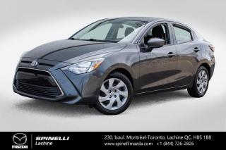 Used 2016 Toyota Yaris GROUPE ELECTRIQUE AUTO PREMIER PAIEMENT EN 3 MOIS Yaris Sedan Groupe Electrique 2016 for sale in Lachine, QC