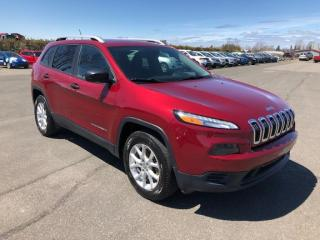 Used 2016 Jeep Cherokee Sport V6 for sale in Pintendre, QC