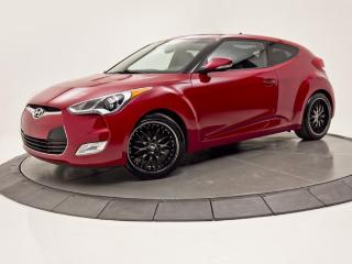 Used 2016 Hyundai Veloster MANUEL TECH NAV CAM DE RECUL TOIT OUVRANT for sale in Brossard, QC