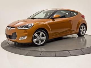 Used 2015 Hyundai Veloster AUTOMATIQUE A/C BLUETOOTH BAS KILOMÉTRAGE for sale in Brossard, QC