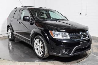 Used 2015 Dodge Journey RT AWD CUIR 7 PASS NAV MAGS for sale in St-Hubert, QC