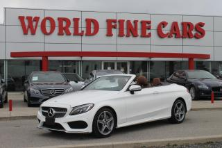 Used 2018 Mercedes-Benz C-Class | Low Mileage! | Navigation | 4matic AWD for sale in Etobicoke, ON