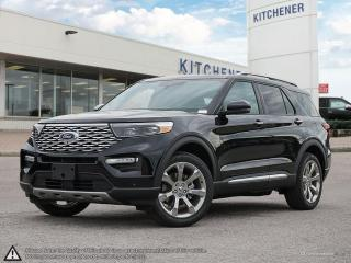 New 2020 Ford Explorer Platinum 21in RIMS   MOONROOF   360 CAMERA for sale in Kitchener, ON