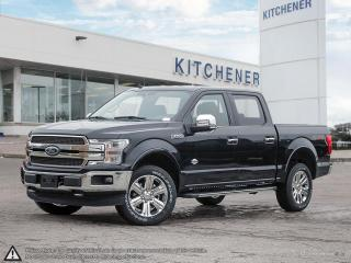 New 2020 Ford F-150 King Ranch NAVIGATION | LANE KEEPING | ADAPT CRUISE for sale in Kitchener, ON