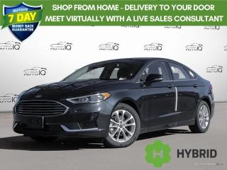 New 2020 Ford Fusion Hybrid SEL MOONROOF | LANE KEEPING SYS | ADAPTIVE CRUISE for sale in Kitchener, ON