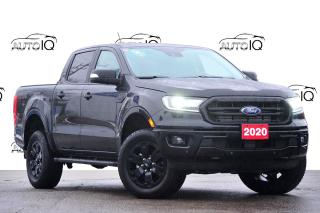 Used 2020 Ford Ranger Lariat LARIAT | 2.3L ECOBOOST | BLACK PKG | 7 KM! for sale in Kitchener, ON