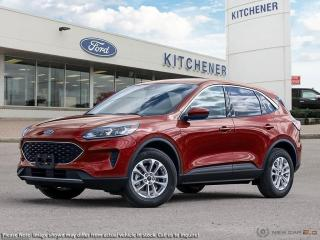 New 2020 Ford Escape SE LANE KEEPING | REAR CAMERA | AUTO START/STOP for sale in Kitchener, ON