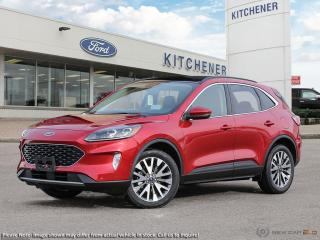 New 2020 Ford Escape Titanium Hybrid for sale in Kitchener, ON