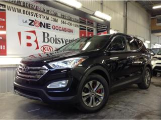 Used 2015 Hyundai Santa Fe Sport SANTAFE SPORT DÉMARREUR AVEC ATTACHE REMORQUE for sale in Blainville, QC