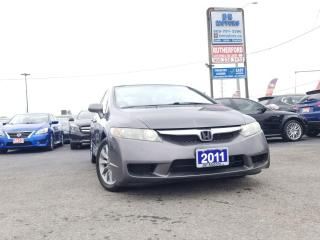 Used 2011 Honda Civic EX-L AUTO LAEATHER SUNROOF for sale in Brampton, ON
