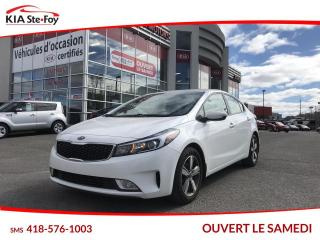 Used 2018 Kia Forte LX+ *CAMERA* SIEGES CHAUFFANTS * for sale in Québec, QC
