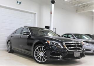 Used 2016 Mercedes-Benz S-Class 4dr Sdn S 550 4MATIC LWB for sale in North York, ON