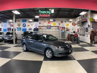 Used 2015 Volkswagen Jetta Sedan 2.0L TRENDLINE   AUT0 SUNROOF BACKUP CAMERA 50K for sale in North York, ON