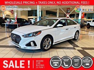 Used 2019 Hyundai Sonata Sport 2.4L for sale in Richmond, BC