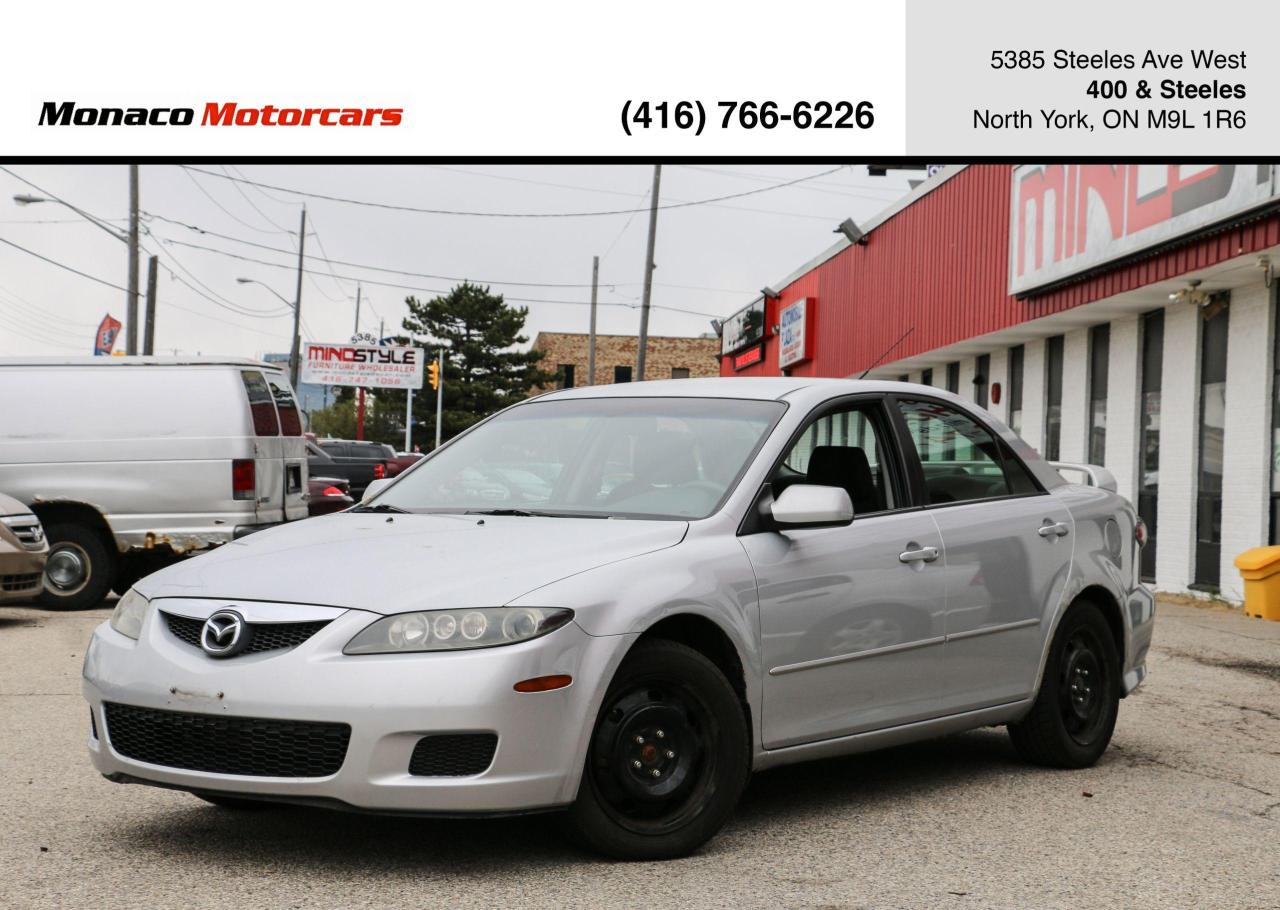 used 2006 mazda mazda6 auto - as-is for sale in north york, ontario carpages.ca