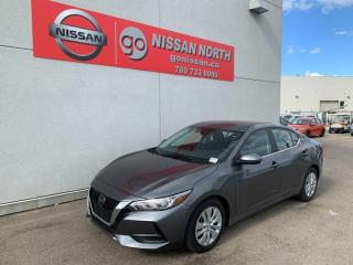 New 2020 Nissan Sentra for sale in Edmonton, AB