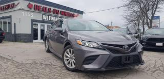 Used 2019 Toyota Camry SE for sale in Oakville, ON