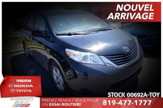 Used 2015 Toyota Sienna LE| 8 PASSAGERS| CAM RECUL for sale in Drummondville, QC