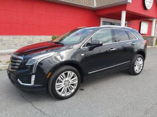 Used 2017 Cadillac XT5 Premium Luxury AWD for sale in Cornwall, ON