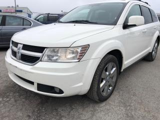 Used 2009 Dodge Journey SXT for sale in Pickering, ON