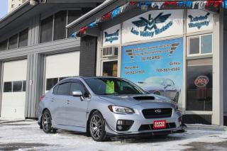 Used 2015 Subaru WRX w/Sport-tech Pkg for sale in Sudbury, ON