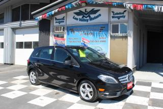 Used 2014 Mercedes-Benz B-Class B 250 Sports Tourer for sale in Sudbury, ON