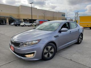 Used 2012 Kia Optima Hybrid for sale in Toronto, ON